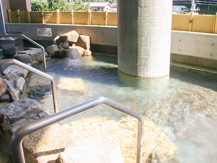 ユートピア赤城|お風呂(温泉)のご案内